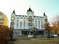 Insel Usedom Hotels und Pensionen